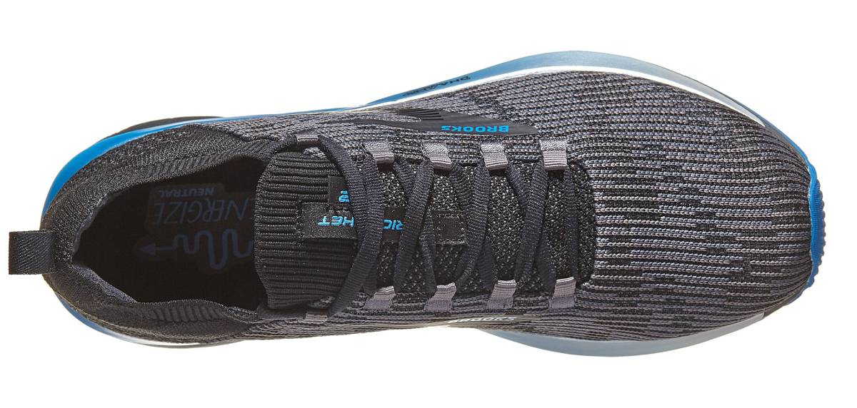 Brooks Ricochet 2, upper