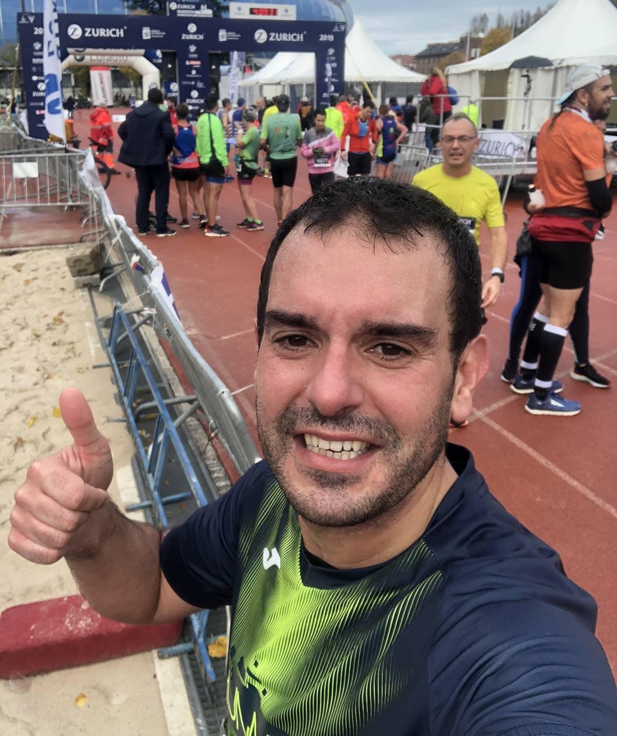 El objetivo de correr un maratón, respeto máximo - foto 3