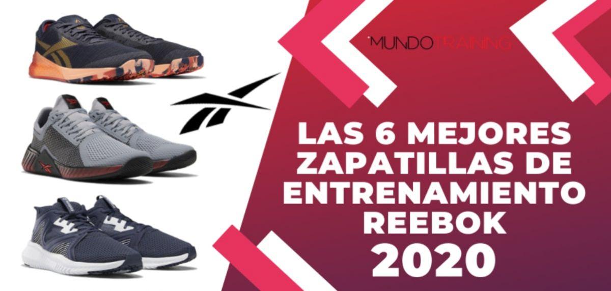 Las 6 mejores zapatillas de entrenamiento de Reebok para 2020