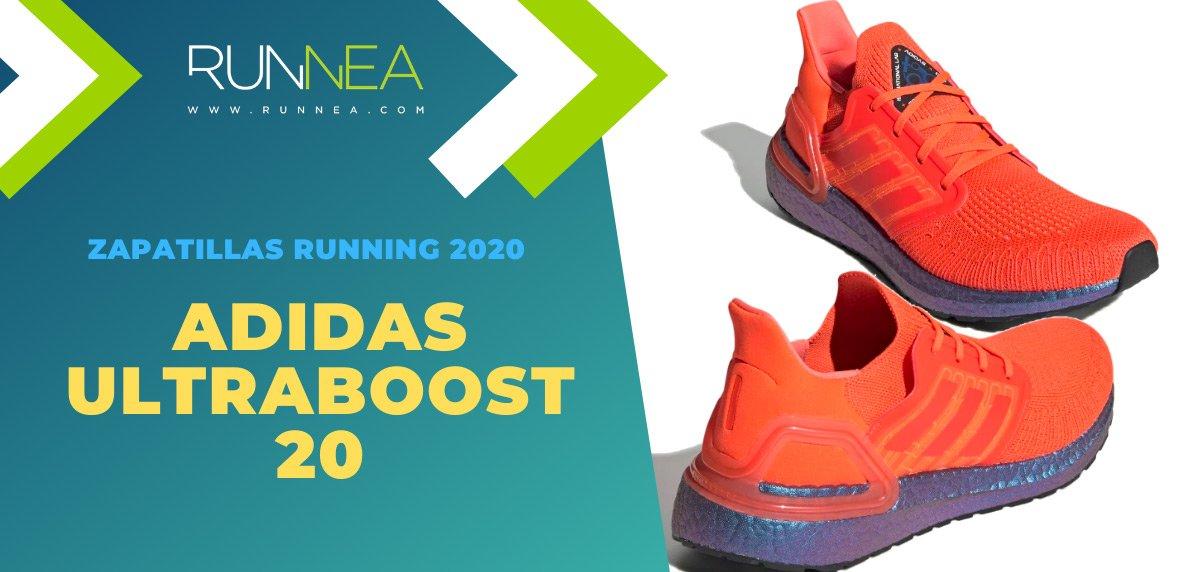 Las mejores zapatillas de running 2020 - adidas ultraboos 20