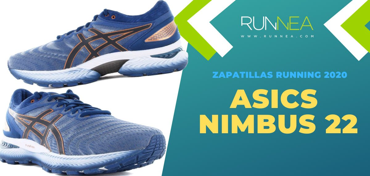 Las mejores zapatillas de running 2020 - ASICS Nimbus 22