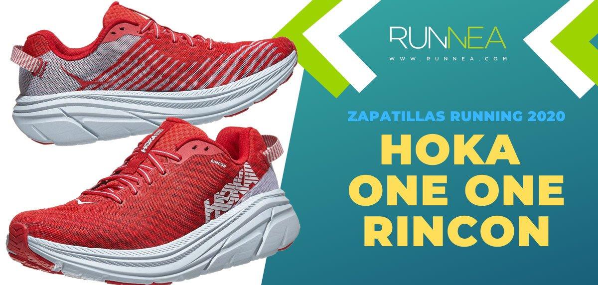 Las mejores zapatillas de running 2020 - Hoka One One Rincon