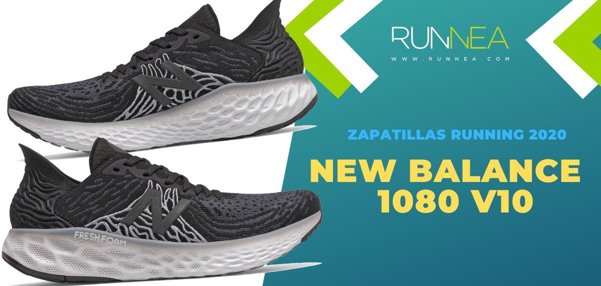 Las mejores zapatillas de running 2020 - New Balance Fresh Foam 1080 v10