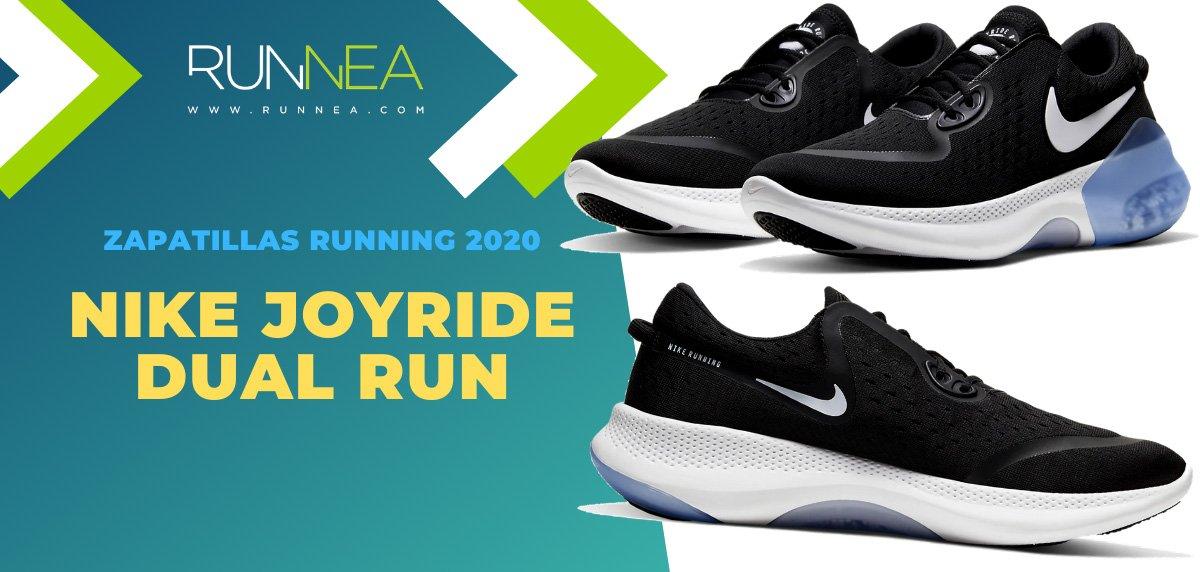 Las mejores zapatillas de running 2020 - Nike Joyride Dual Run