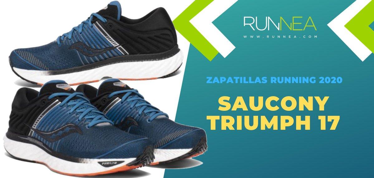 Las mejores zapatillas de running 2020 - Saucony Triumph 17