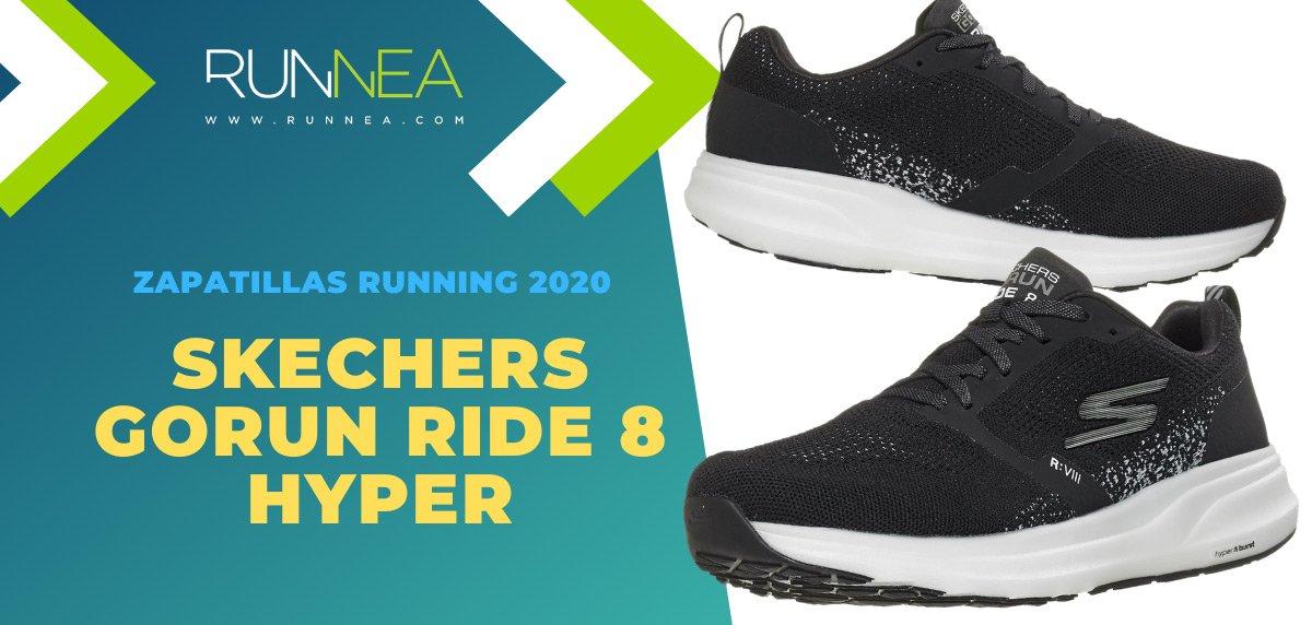 Las mejores zapatillas de running 2020 - Skechers GOrun Ride 8 Hyper