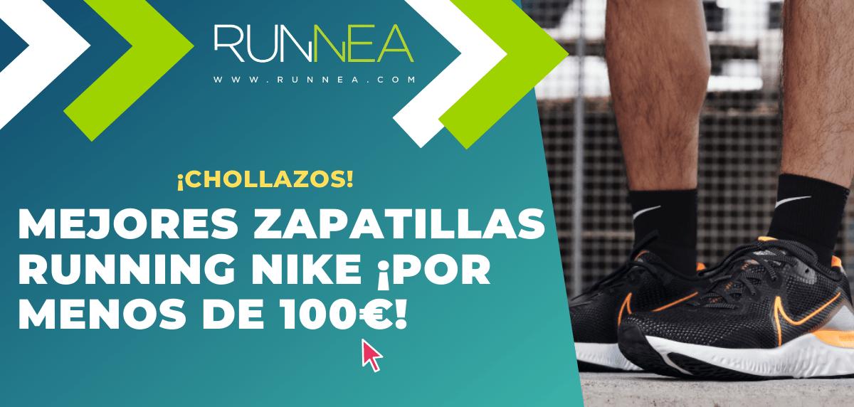 Las 9 Mejores Zapatillas Running De Nike Por Menos De 100