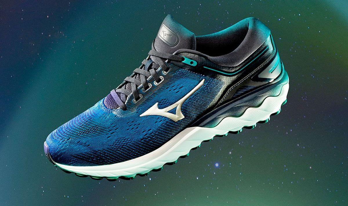 Mizuno Wave Skyrise: Características Zapatillas Running