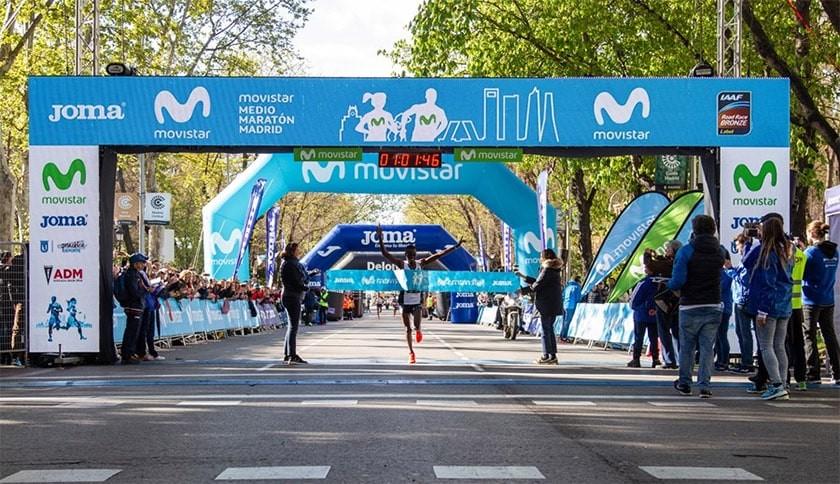 Así se vivió el Movistar Medio Maratón Madrid 2019 - foto 2