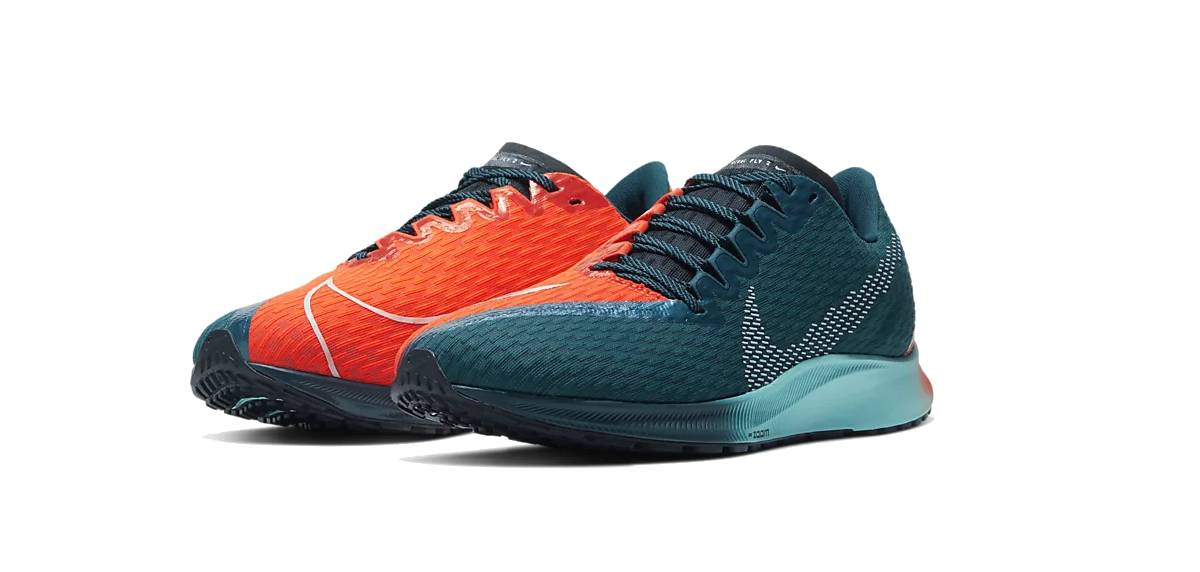 Nike Zoom Rival Fly 2, características principales