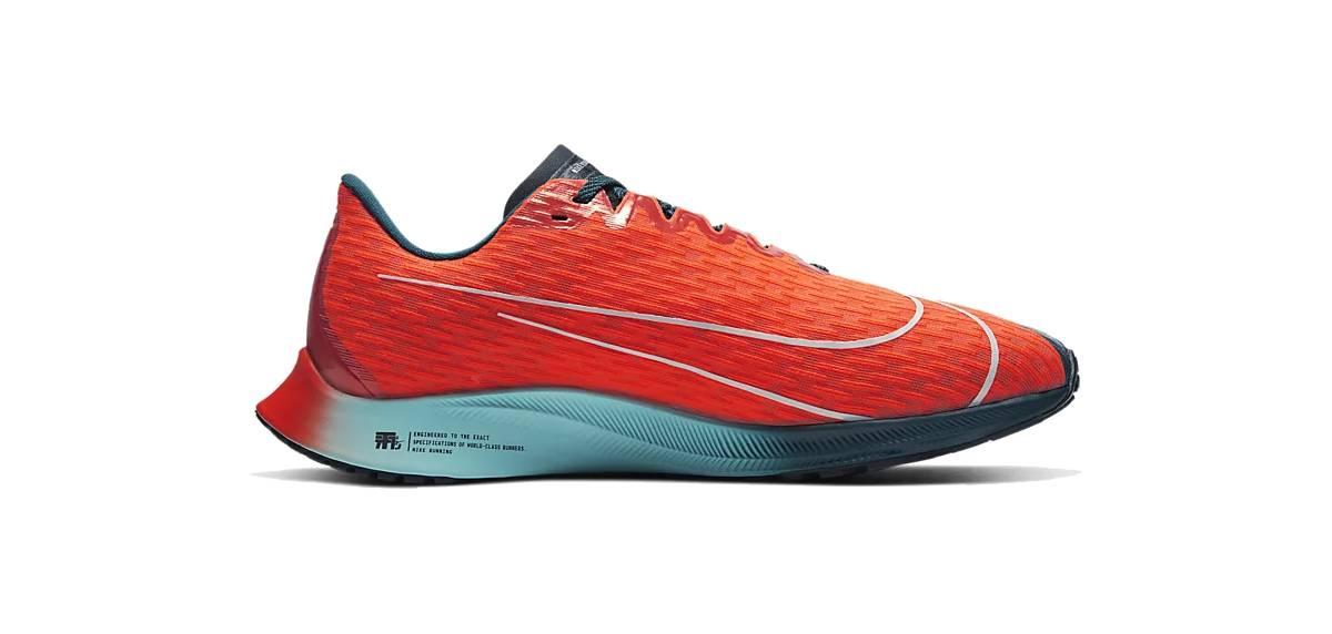 Nike Zoom Rival Fly 2, prestaciones