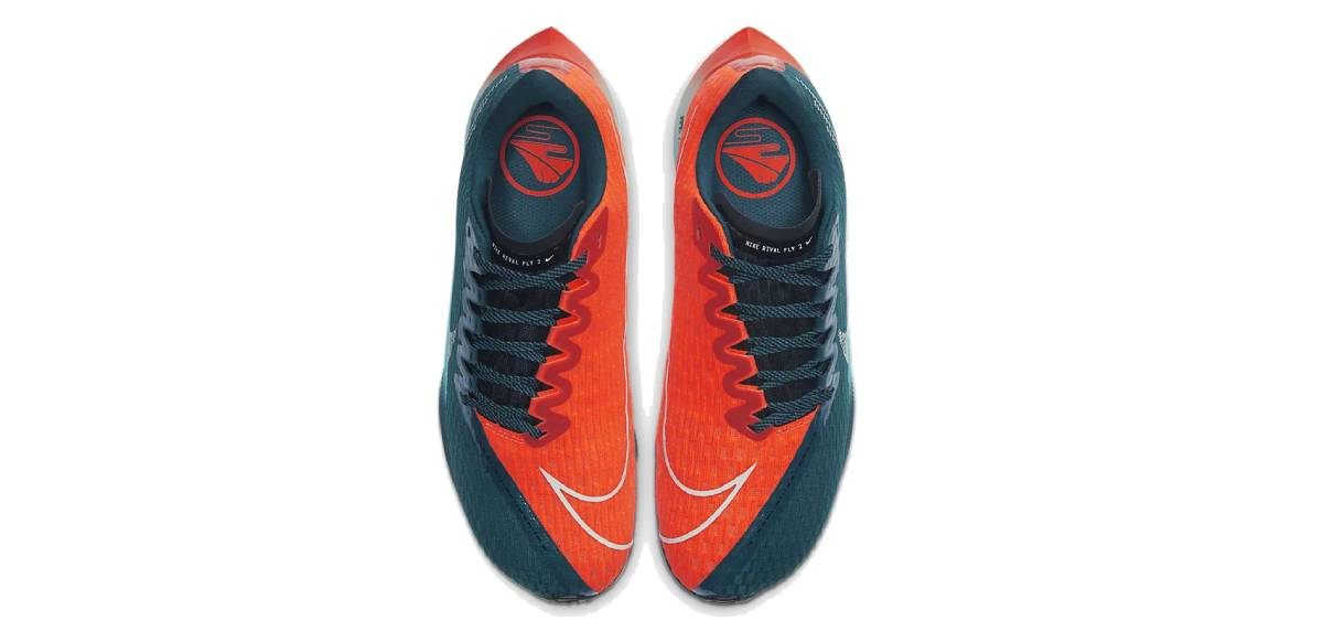 Nike Zoom Rival Fly 2, upper