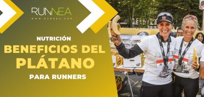 ¿Por qué el plátano de Canarias es la fruta perfecta para corredores?