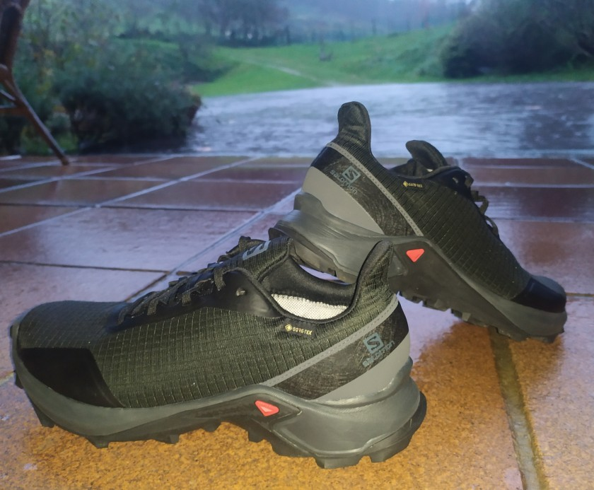 Salomon Alphacross: Review - Zapatillas Running | Runnea