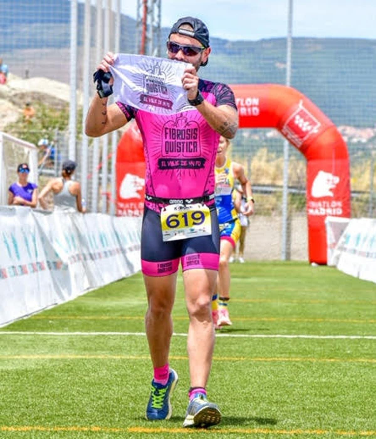 Historias personales de deportistas que usan TetraSOD® - Jonatan Fernández