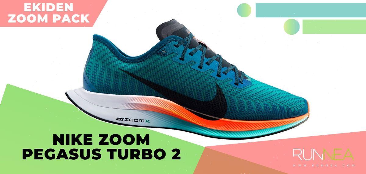 Nuevo Ekiden Zoom Pack, homenaje a la velocidad