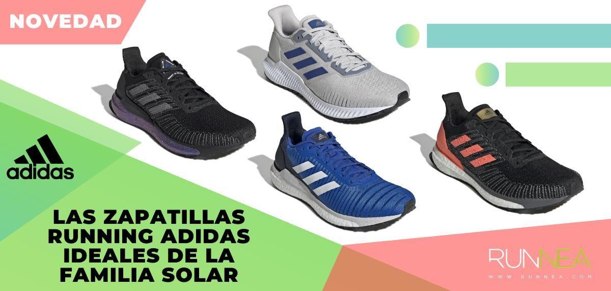 Las zapatillas de running Adidas idóneas para tus carreras y entrenamientos