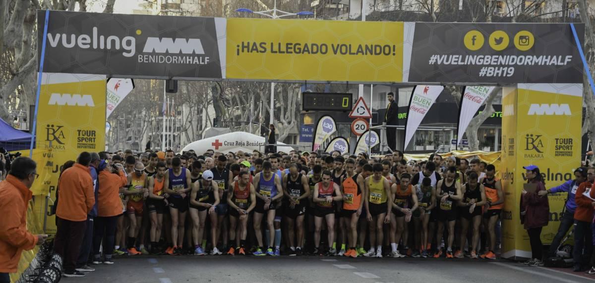 Benidorm Half 2020, cuando running y turismo van de la mano participación