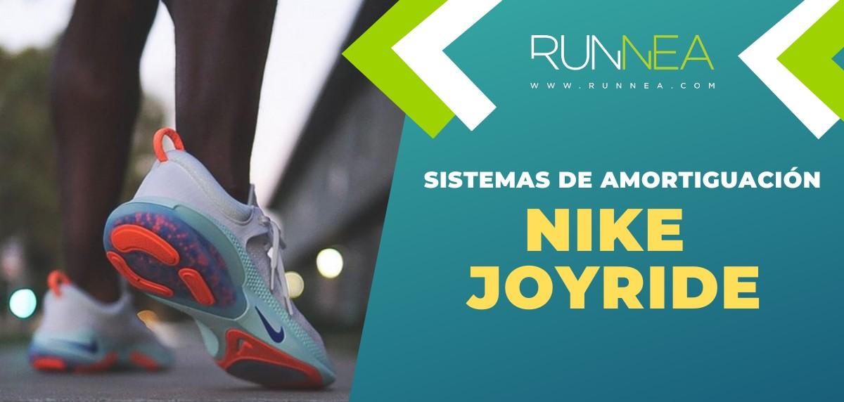 Tecnologías de amortiguación Nike y sus zapatillas de running recomendadas - Nike Joyride