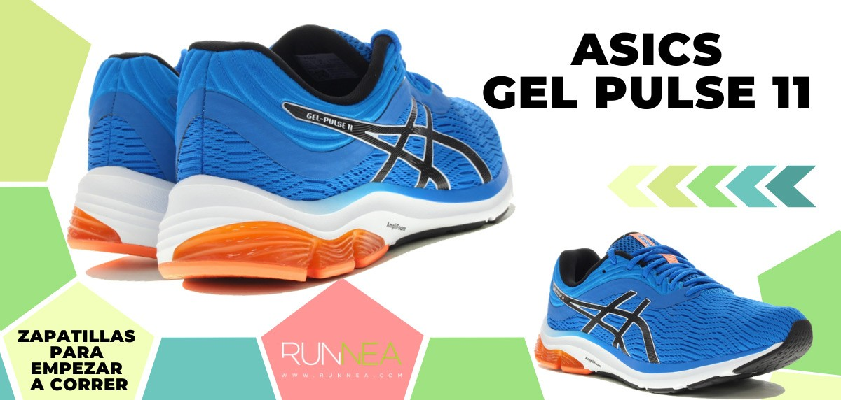 Mejores zapatillas de running para empezar a correr - ASICS Gel Pulse 11