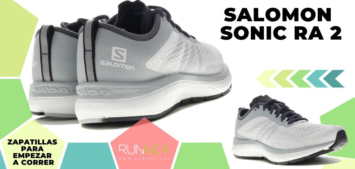 Mejores zapatillas de running para empezar a correr - Salomon Sonic RA 2