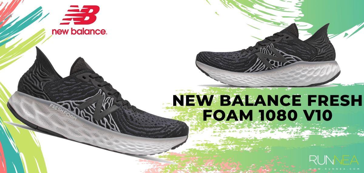 Mejores zapatillas running New Balance 2020, New Balance Fresh Foam 1080 v10