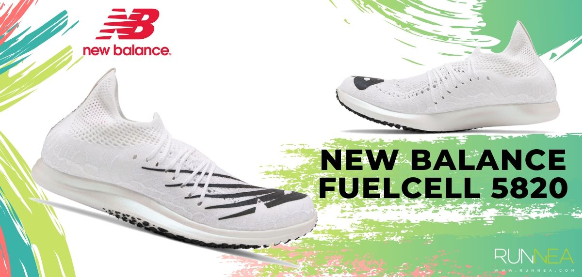 Mejores zapatillas running New Balance 2020, New Balance FuelCell 5820
