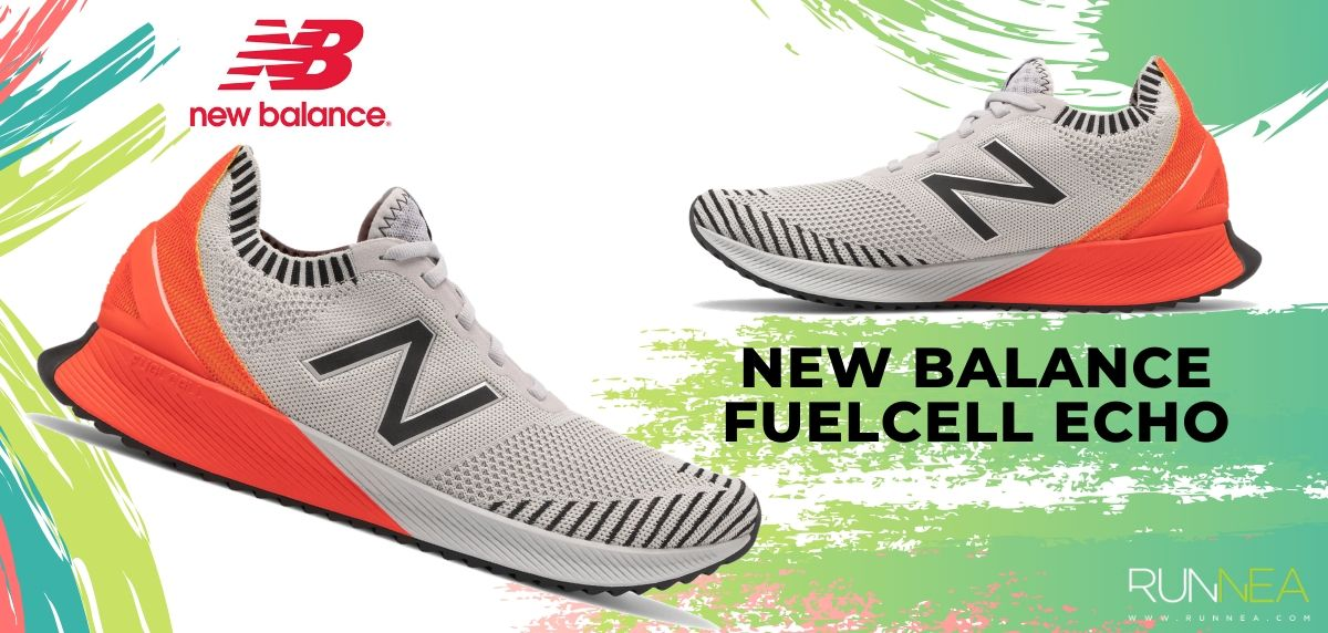 Mejores zapatillas running New Balance 2020, New Balance Fuelcell Echo