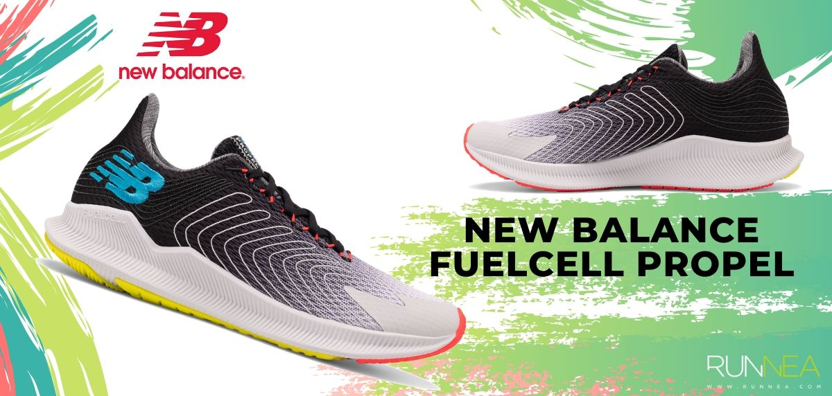 Mejores zapatillas running New Balance 2020, New Balance FuelCell Propel
