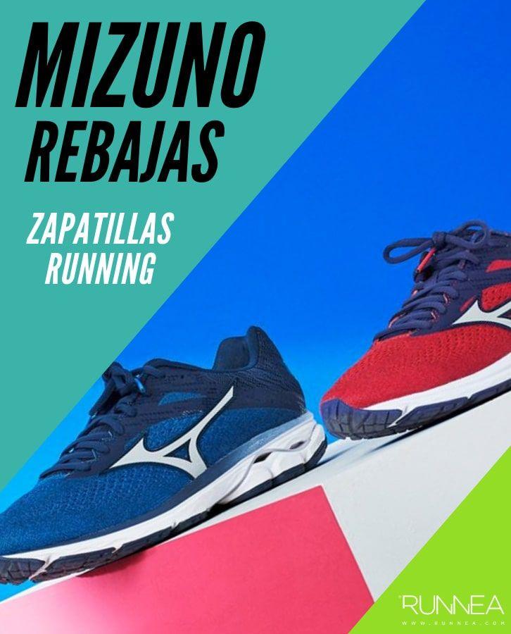 zapatillas running mizuno ofertas