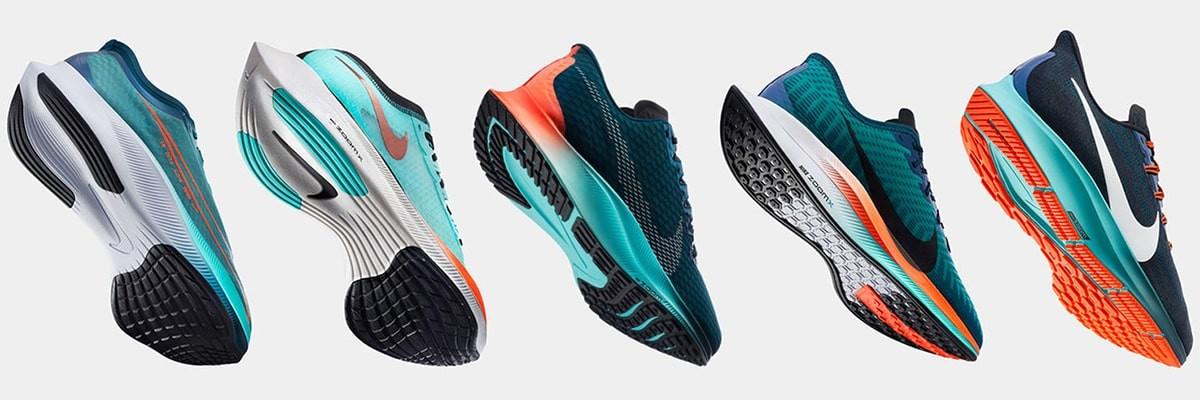 Nike Zoom Series, última actualización: exclusiva colección Ekiden Zoom Pack