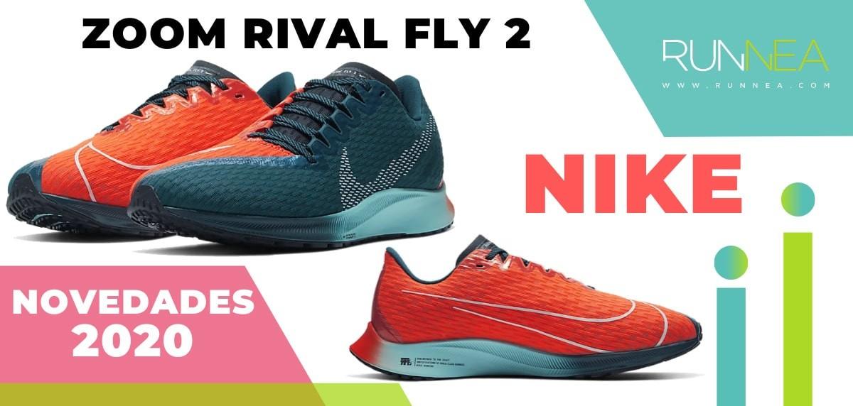 Últimas novedades de zapatillas de running Nike que están ya a la venta - Nike Zoom Rival Fly 2