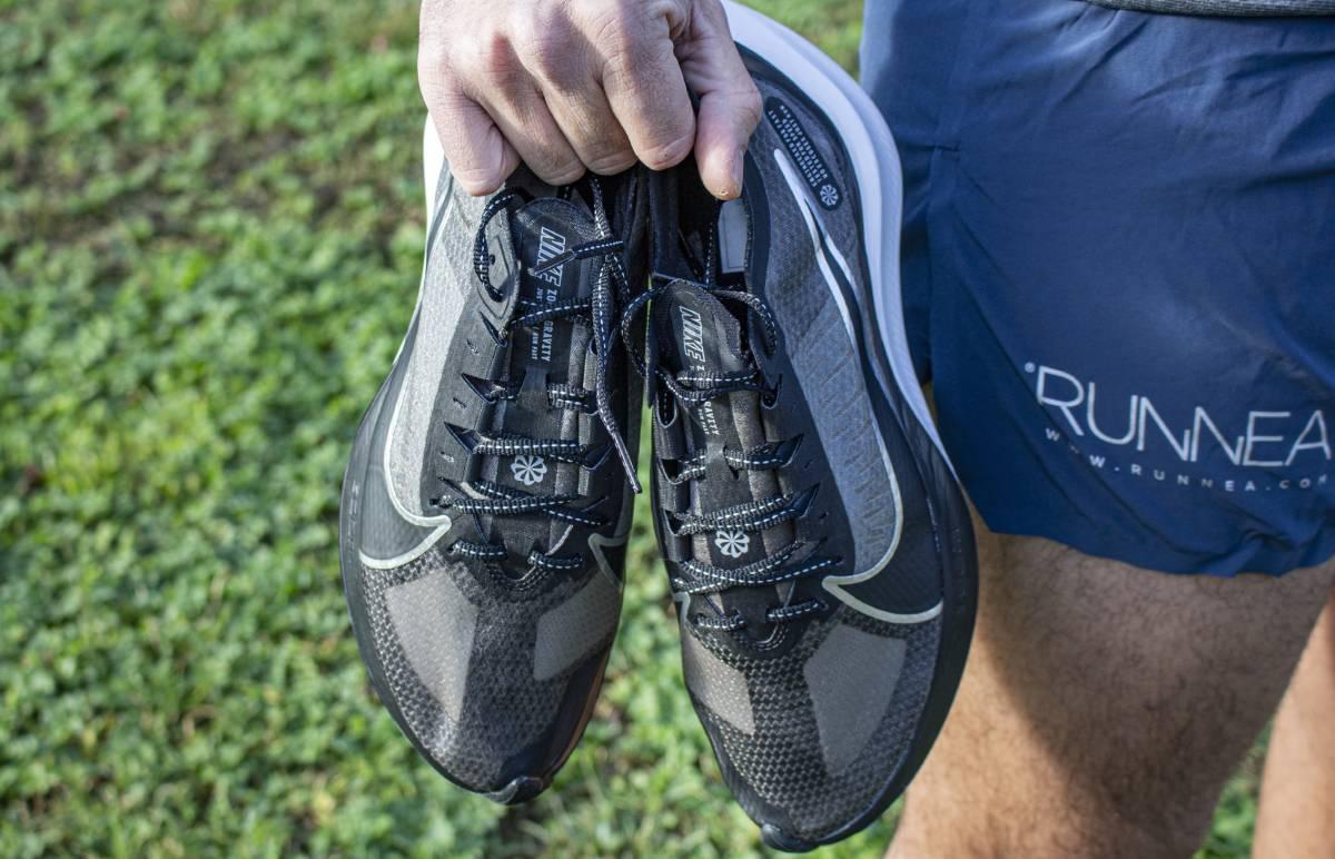 Nike Zoom Gravity, diseño