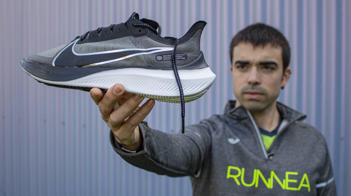 Nike Zoom Gravity, tecnologías