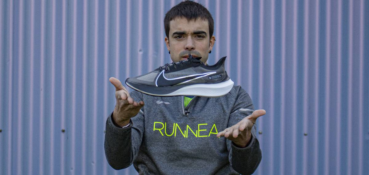 Nike Zoom Gravity, velocidad