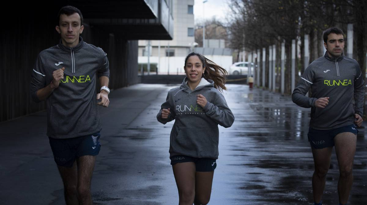 ¿Qué le pasa a tu cuerpo cuando sales a correr en invierno?, respiración