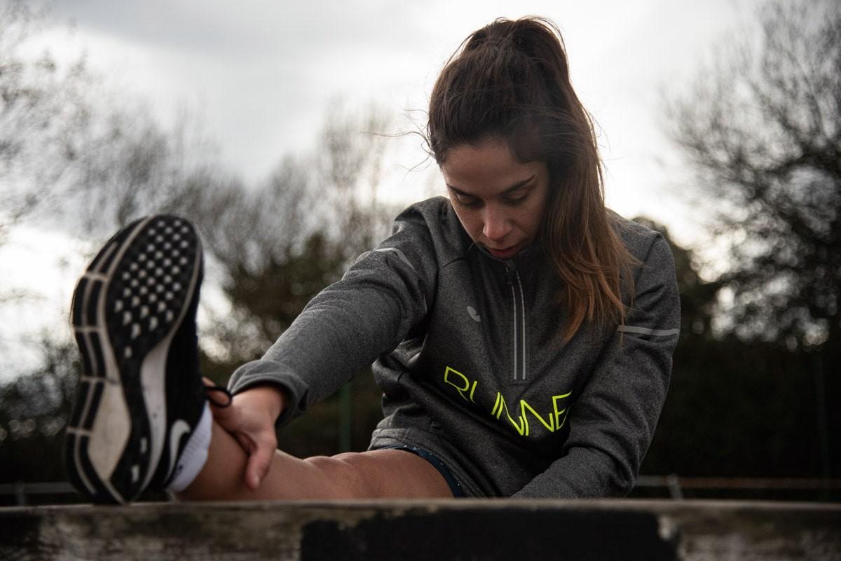 ¿Qué le pasa a tu cuerpo cuando sales a correr en invierno?, dolor respirar