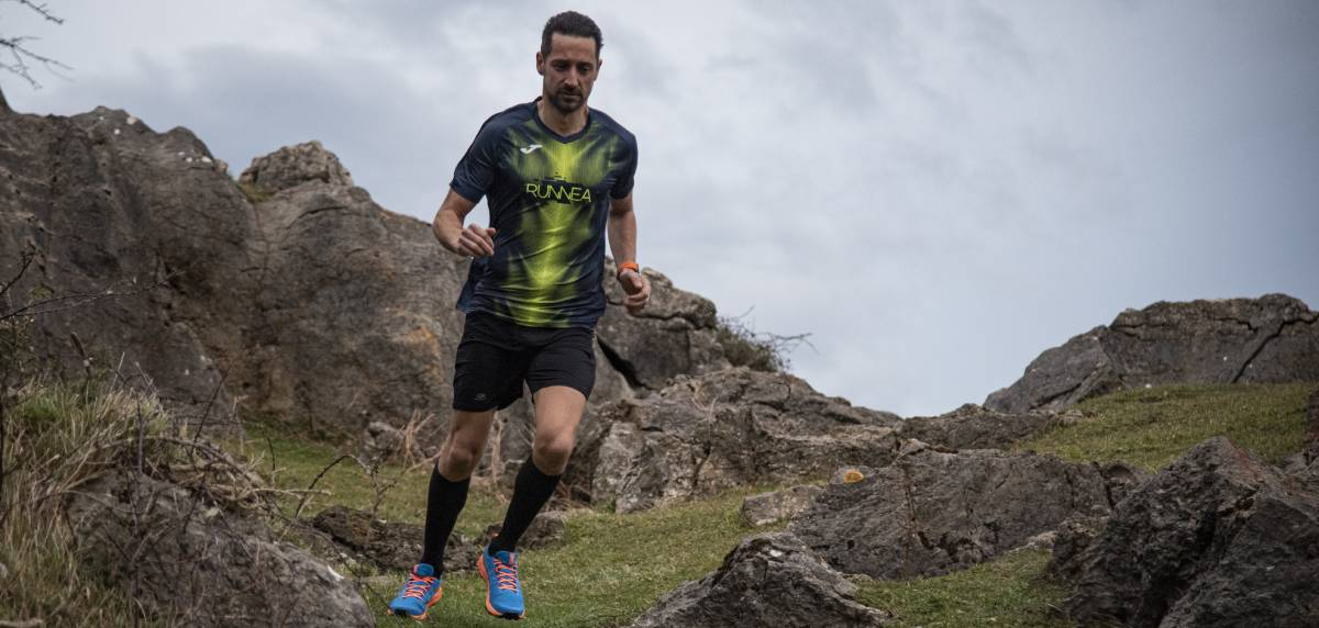 Raúl Lozano prepara su primera maratón de montaña con Runnea Academy, esfuerzo