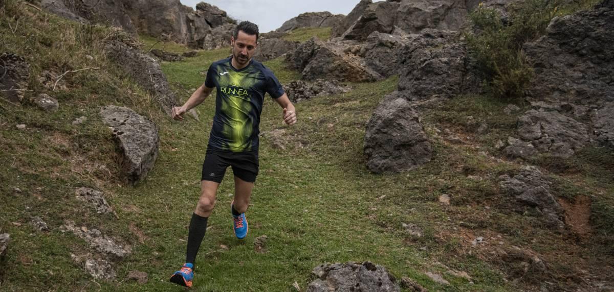 Raúl Lozano prepara su primera maratón de montaña con Runnea Academy, plan de entrenamiento