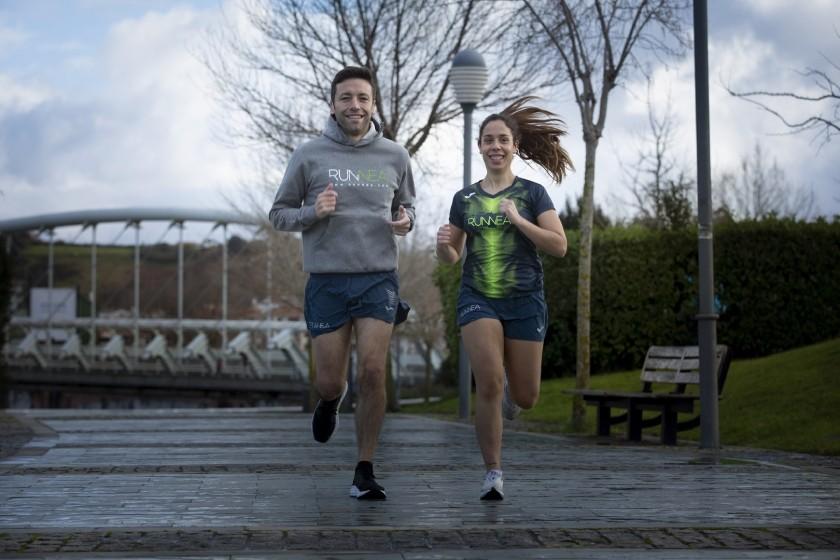 salir a correr con runnea