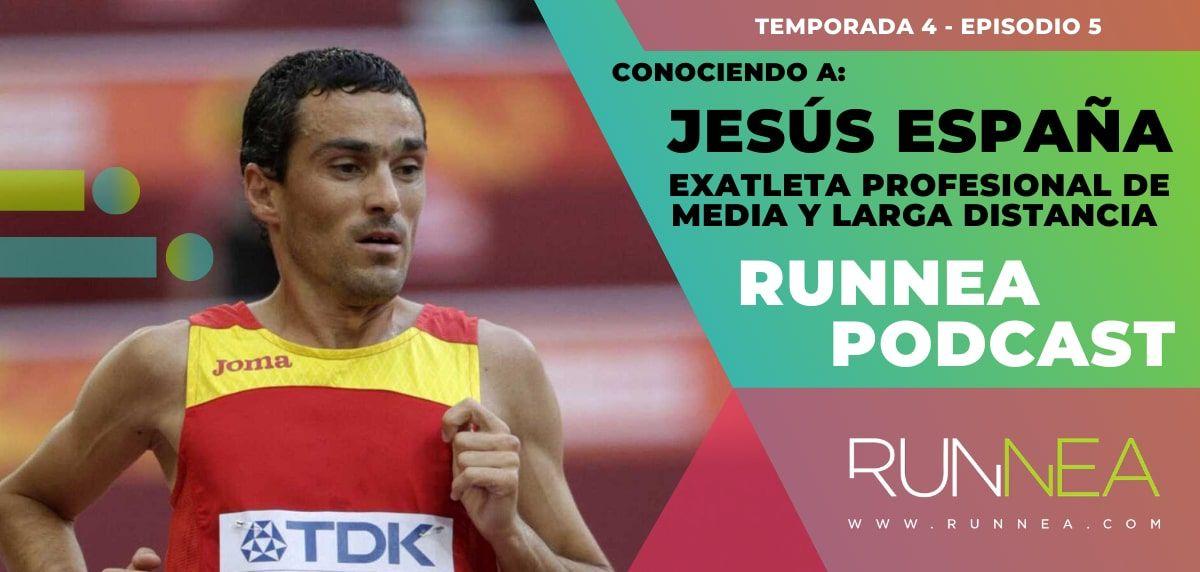Hablamos con Jesús España sobre su trayectoria y el entrenamiento para media y larga distancia