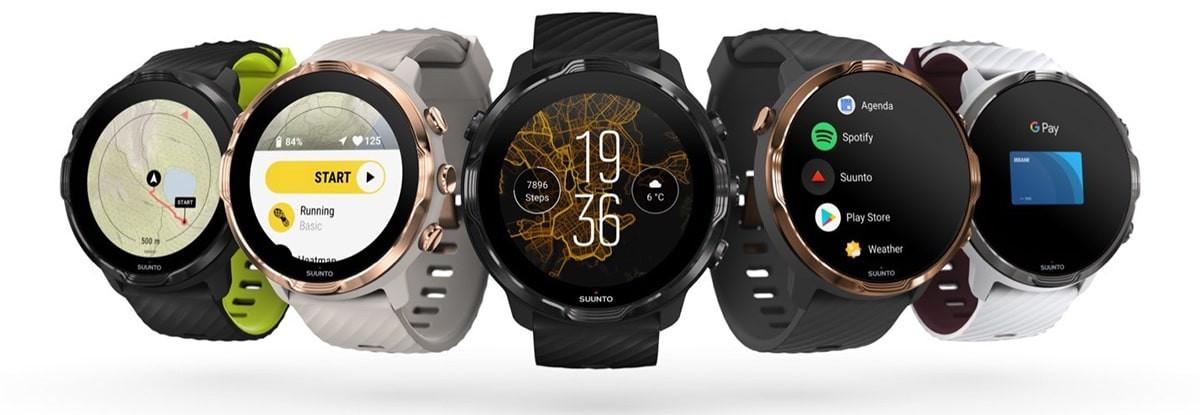 Reloj multideporte GPS Suunto 7, sus funcionalidades más sobresalientes - foto 1