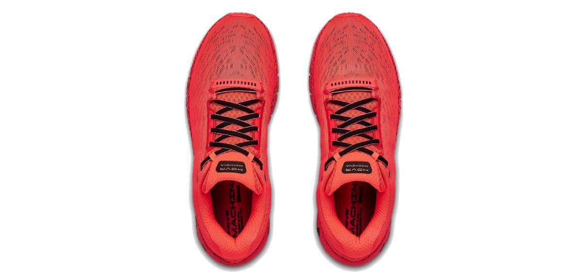 Under Armour HOVR Machina, upper