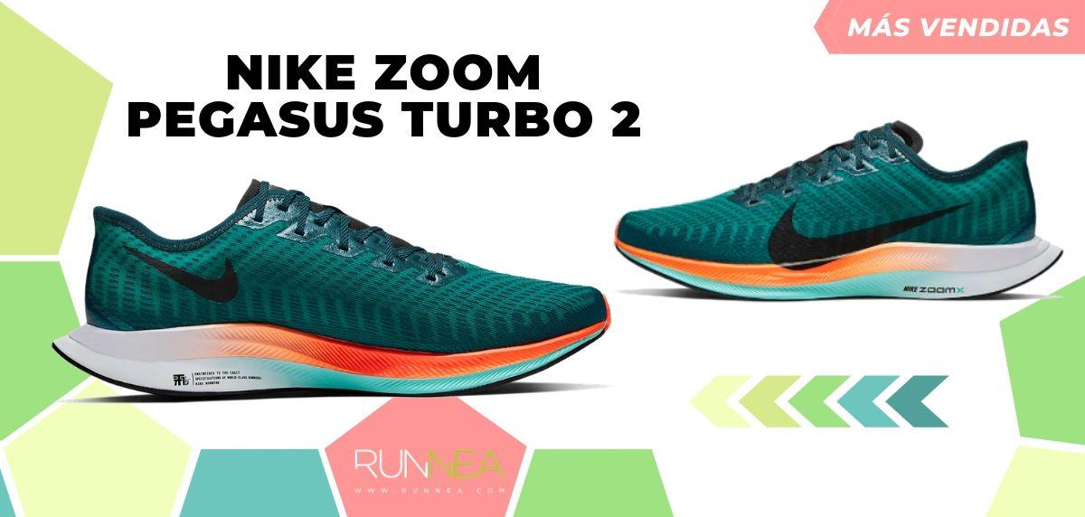 Espinas Chaleco Roca  10 zapatillas de running de Nike más vendidas del mes de febrero 2020