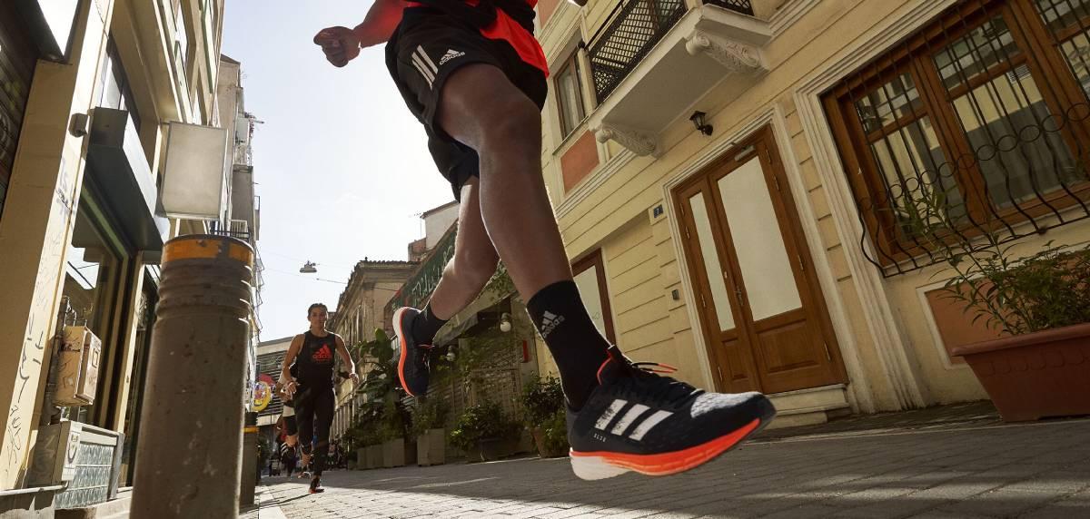 Adidas Adizero Pro y Adidas SL20, lo último de Adidas para que corras más rápido estética