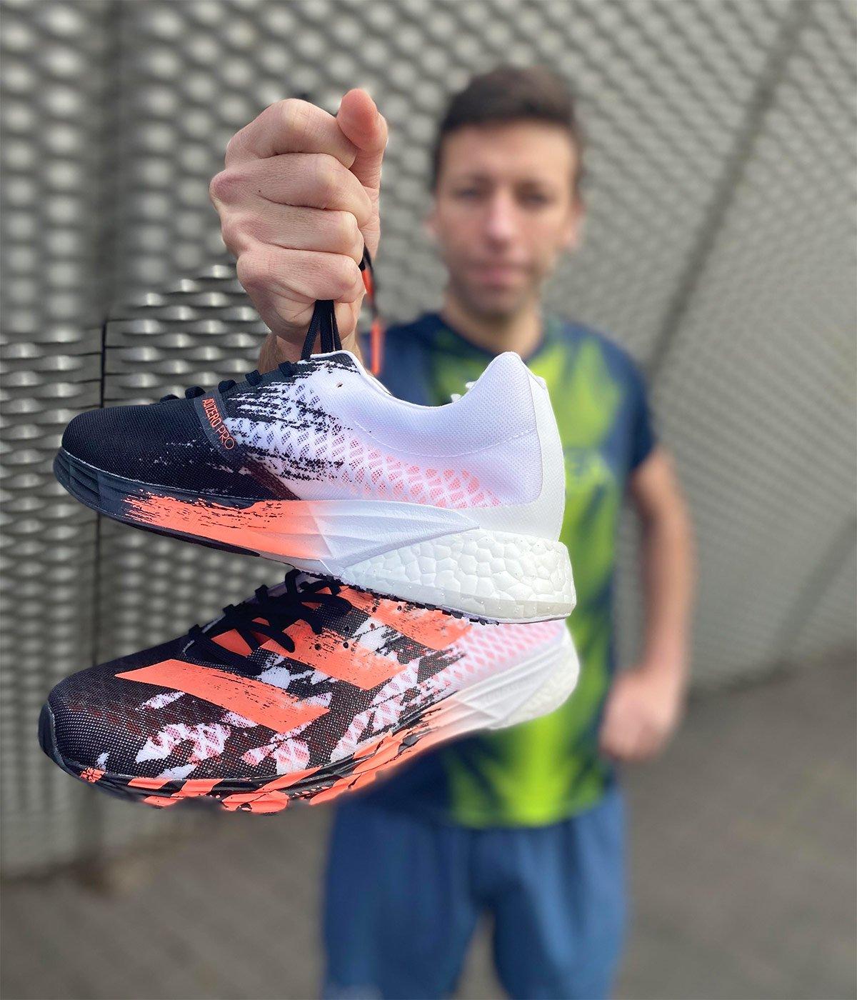 Adidas Adizero Pro y Adidas SL20, lo último de Adidas para que corras más rápido evolucion