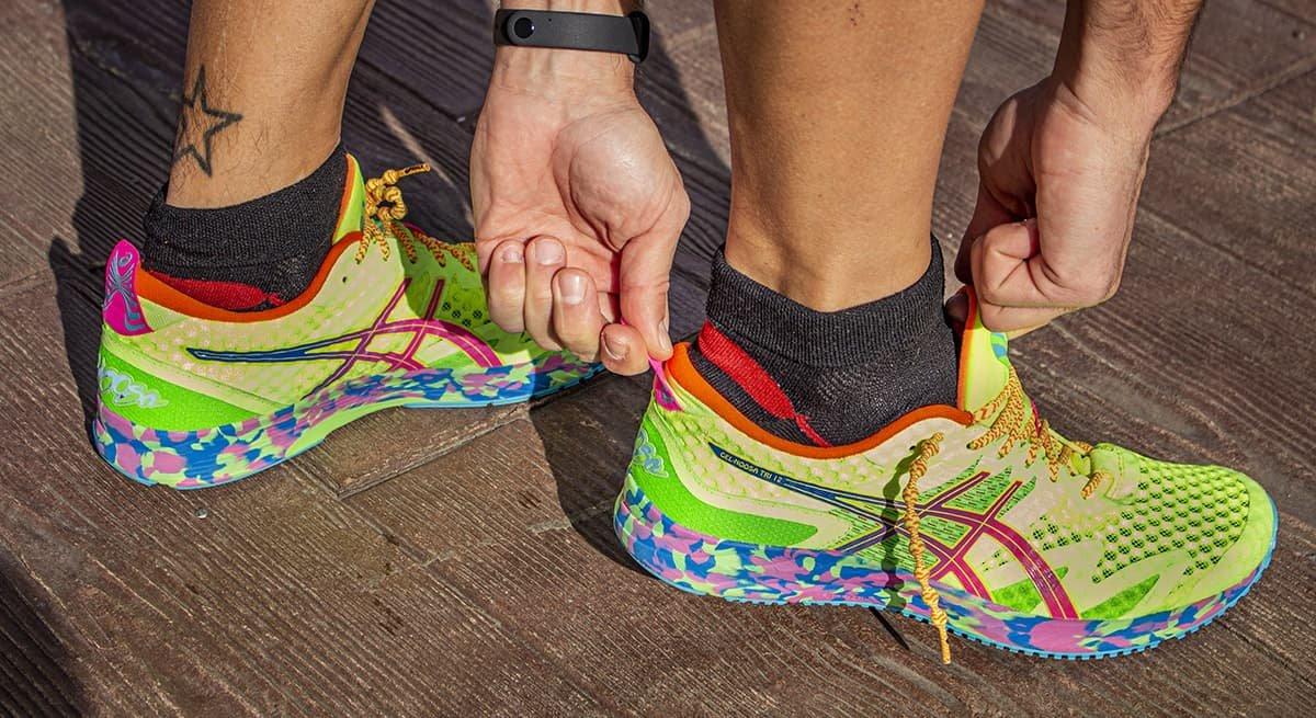 Las 5 claves para elegir una buena zapatilla de running para triatlón