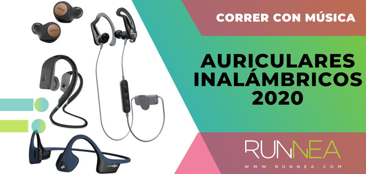 Los mejores auriculares inalámbricos de este 2020 para salir a correr