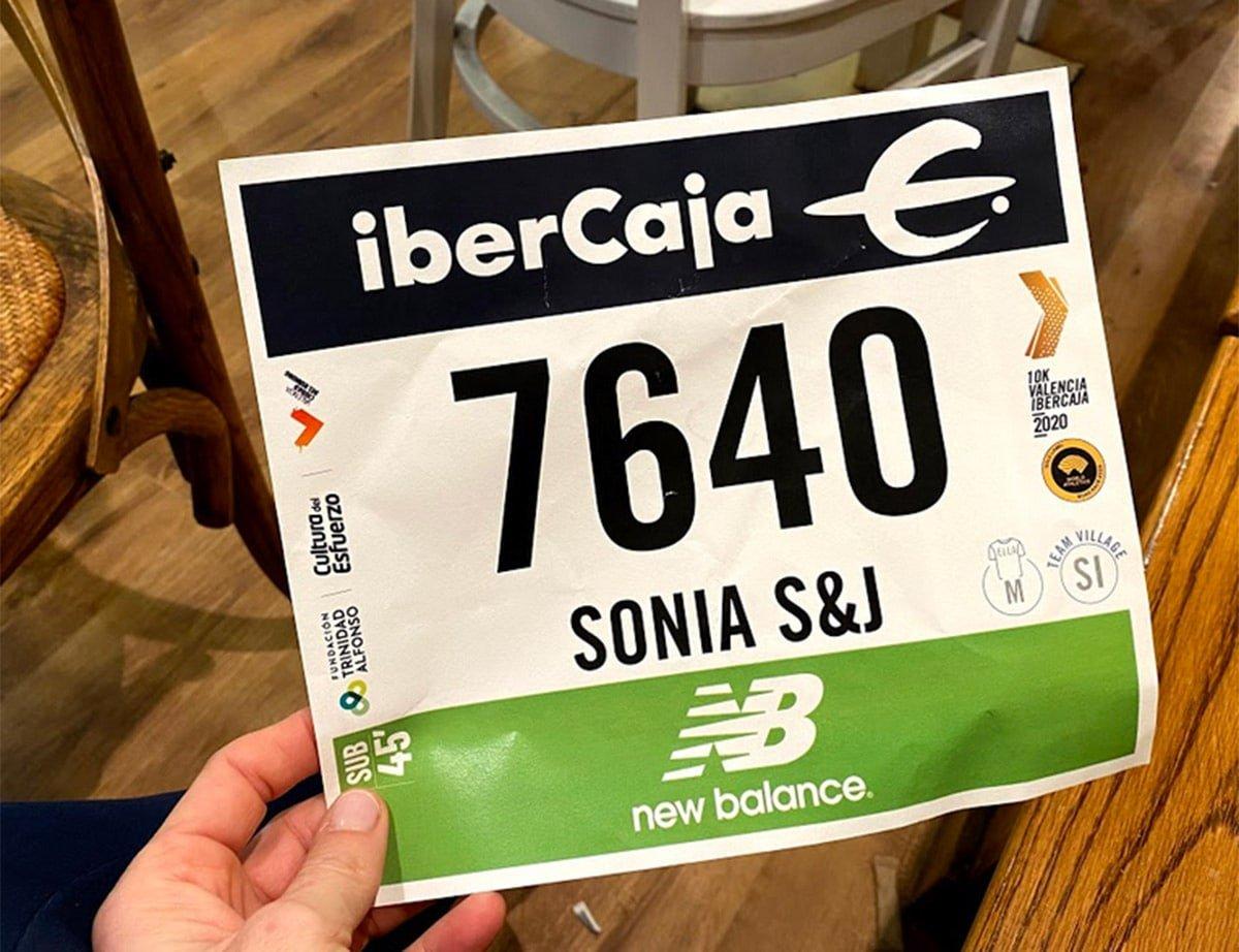 Rumbo a la carrera 10k Valencia Ibercaja 2020 - foto 1