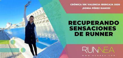 Crónica 10k Valencia Ibercaja: Buscando sensaciones en el mes de enero para olvidarme de la lesión